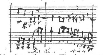 Fragment from Ullmann's 7th Sonate